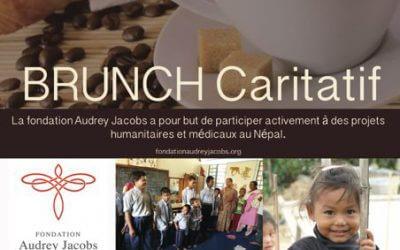 Brunch caritatif à Paris