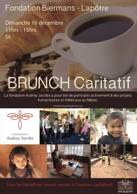 Brunch caritatif à Paris